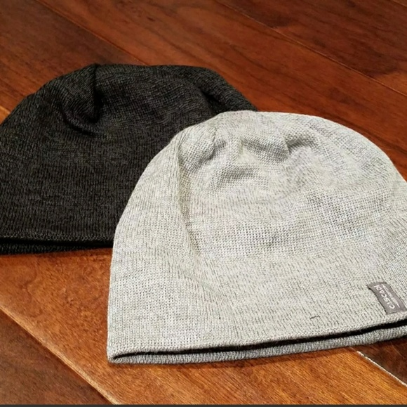 Cascade Mountain Tech Merino Wool Beanie (2 Pack) e24897e27a3